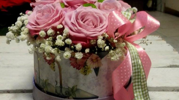 Flowerbox i skrzyneczki kwiatowe