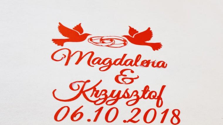 Magdalena i Krzysztof – wspomnienia